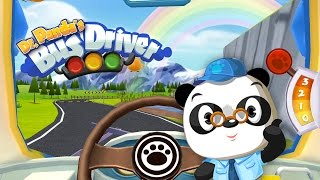 Dr. Panda Bus Driver: Activity App for Kids