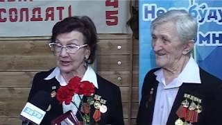 В Заречном ветеранам Великой Отечественной войны начали вручать юбилейные медали