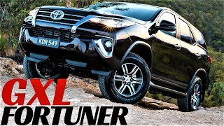 2019 TOYOTA FORTUNER GXL ! PERFECT SUV !