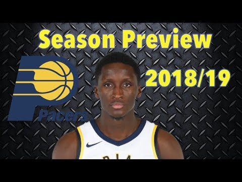 Indiana Pacers NBA Season Preview 2018/19