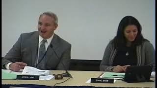 School Committee 10 -18 -2018