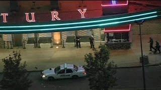 Massacre dans un cinéma aux Etats-Unis