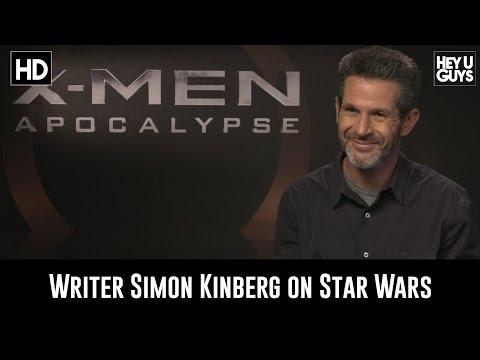 Simon Kinberg on Writing for the Star Wars Universe