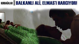 Kurbağalar Türk Filmi  Balkanlı Ali, Elması Harcıyor