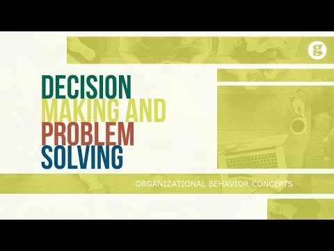 Decision Making and