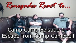 Renegades React to... Camp Camp Episode 1 - Escape From Camp Campbell