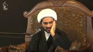 الشيخ علي مال الله - مريض يسأل الإمام جعفر الصادق عليه السلام الشفاء