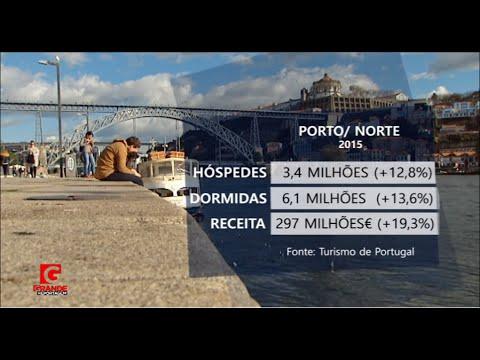 Grande Reportagem - Porto e Lisboa na Rota do Mundo