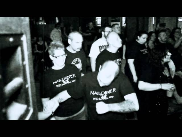 "Naildriver ""Seal The Exits"" Official Video"