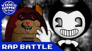 Bendy and the Ink Machine vs. Mama Tattletail - Video Game Rap Battle