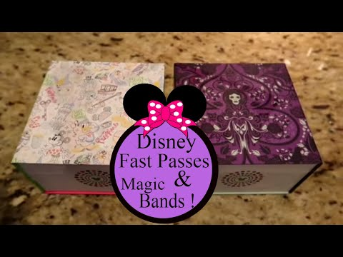Disney World FastPasses! Tier System?  Ride Categories? Desi