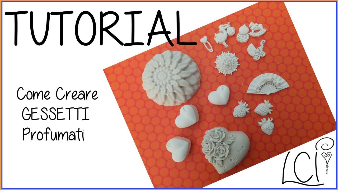 Come Fare Gessetti Profumati.Diy Tutorial Come Creare Gessetti Profumati Home Decor Handmade Scented Chalks