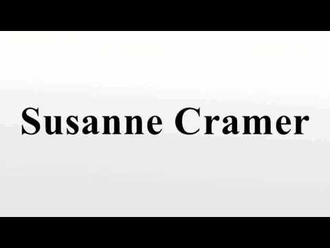 Susanne Cramer