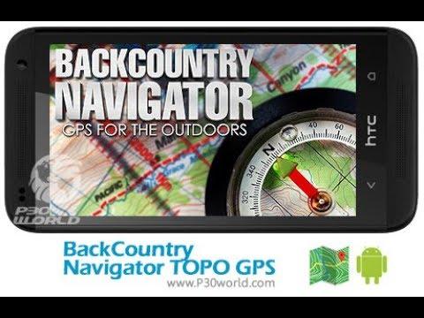 BackCountry Navigator Basics