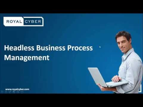 Learn about Headless Business Process Management BPM