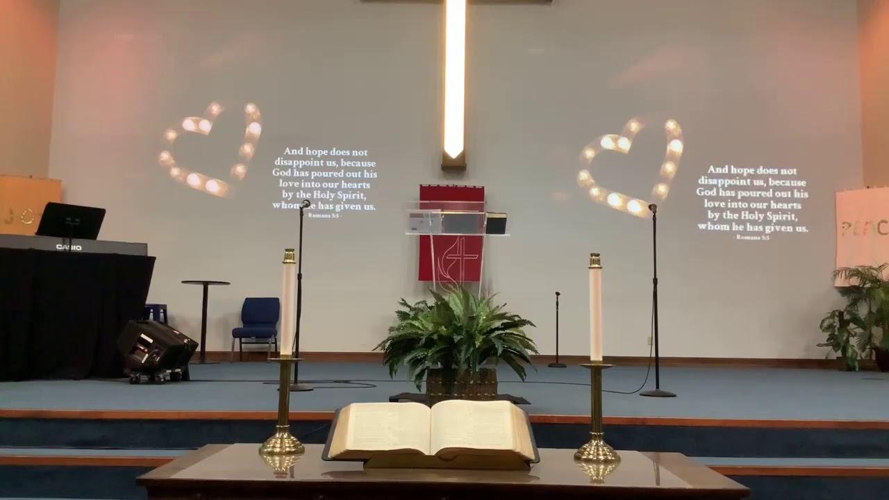 February 28, 2021 Sunday Service