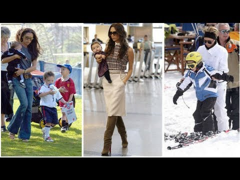 victoria-beckham's-sweetest-moments-with-her-kids-on-her-birthday!