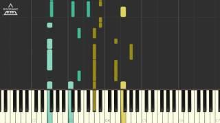 K.A.R.D - Don't Recall Piano Tutorial
