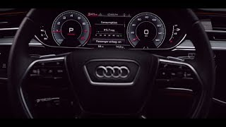 Audi 2019 A8 Defined: Interior Design