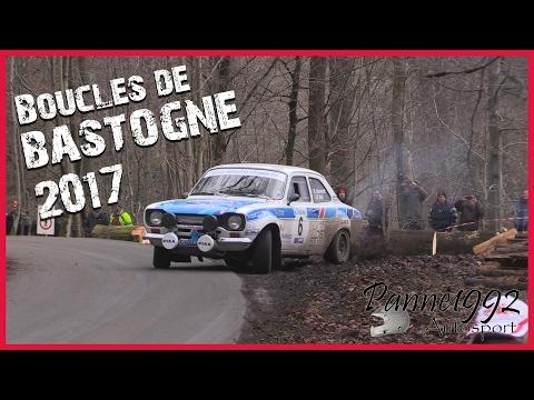 Legends Boucles de Bastogne 2017 - Show and Mistakes