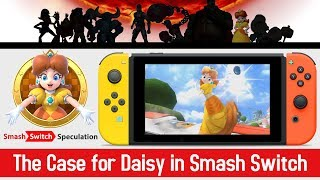 The Case for Daisy in Smash Bros. Switch | Smash, Switch, Speculation