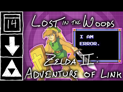 Lost in the Woods - The Adventure of Link -  Analysis of The Legend of Zelda: Breath of the Wild