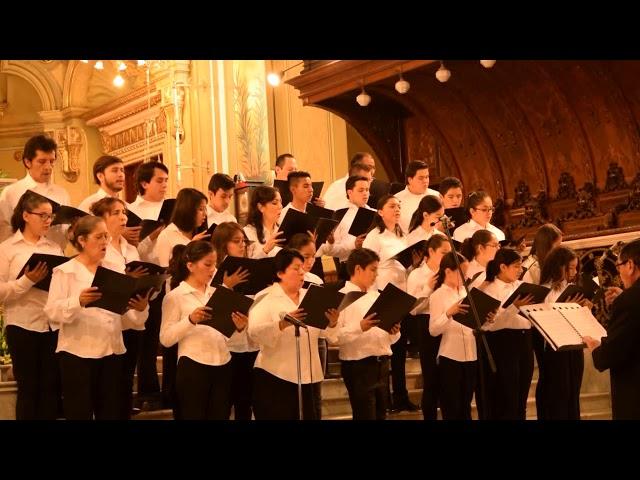 Concierto Catedral Escuela de Música Video 3