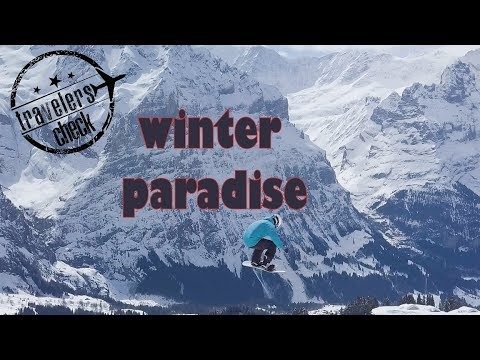 Grindelwald Ski Resort Review 2019 & 2018 4k
