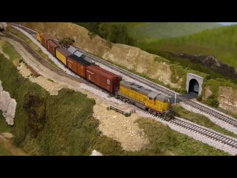 Willow Creek Railroad - Operations: Local Freights