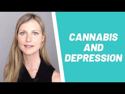 CBD, Cannabis And Depression - Treatment Of Depression With CBD & Cannabis Medicine - Dr Dani Gordon