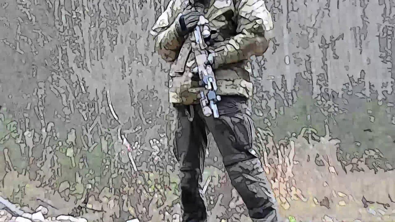 AK-47 modified
