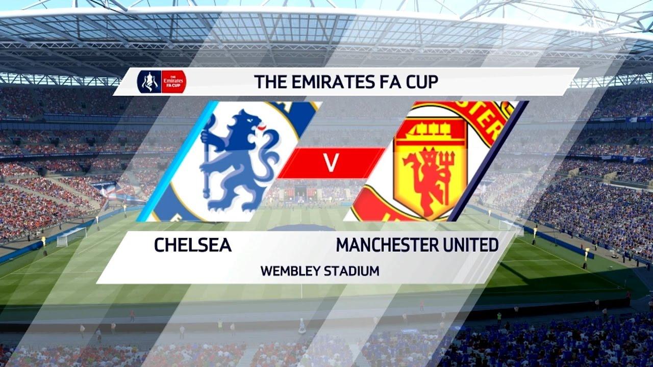 Prediksi Chelsea vs Manchester United – 19 Mei 2018
