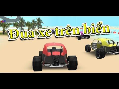 Game đua Xe Trên Biển - Video Hướng Dẫn Chơi Game 24H