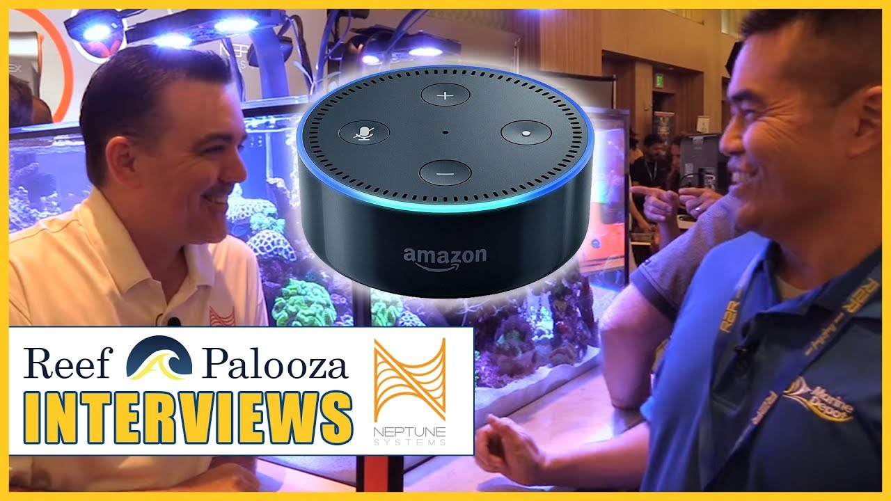 Apex Voice Control with Alexa Demo and Apex vs. ApexEL - Terence Fugazzi, Neptune Systems Thumbnail