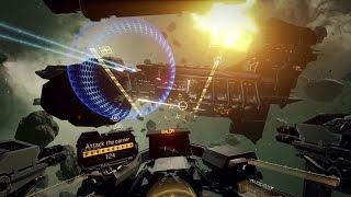 EVE: Valkyrie | Carrier Assault | PlayStation VR