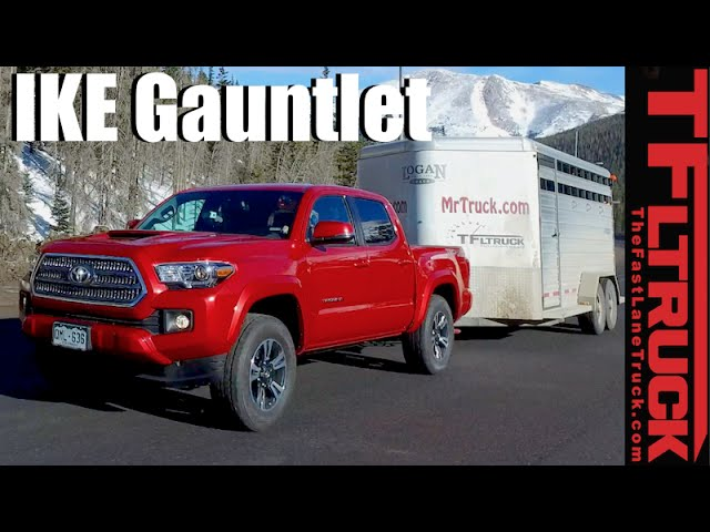 ask tfltruck: what's the best brake controller option for my toyota tacoma?  - the fast lane truck