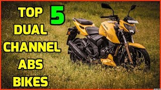 Top 5 Best Dual Channel ABS Bikes In India | Dual ABS Bikes | Anti Locking Braking System
