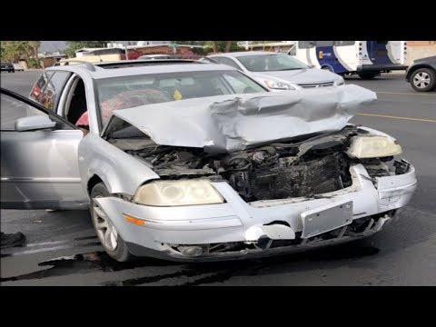 🇺🇸 AMERICAN CAR CRASH / INSTANT KARMA COMPILATION #136