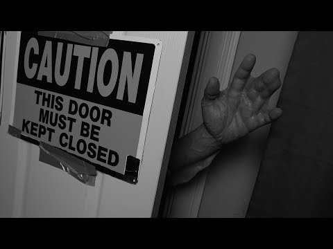 The Thing Behind the Door ( ASMR )