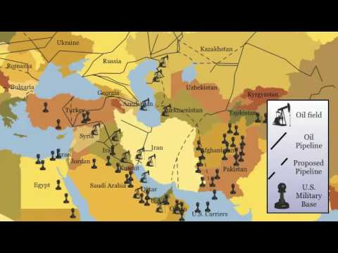 Part 1 Chessboard Of The Middle East Geography And 9 11