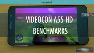 videocon a55hd benchmarks