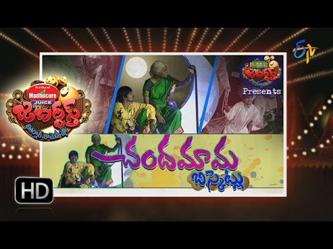Jabardasth - 9th June 2016- జబర్దస్త్ – Full Episode