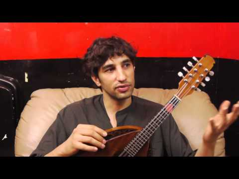 Wolf Notes Interviews: Avi Avital, classical mandolinist