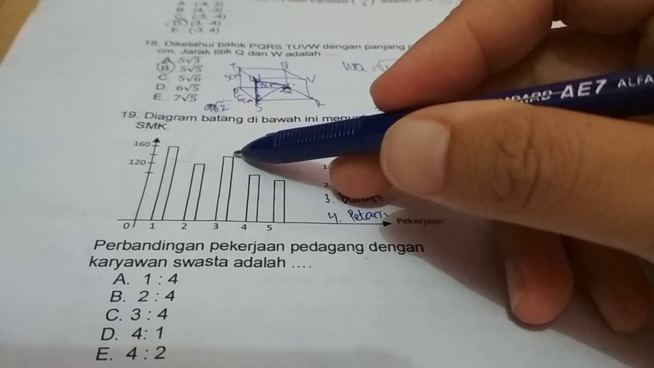 diagram titik adalah choice image