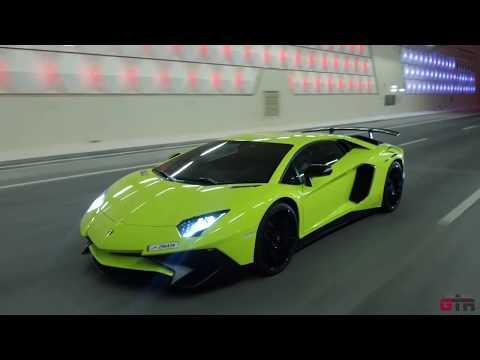 Lamborghini Aventador SV Gets CAPRISTO EXHAUST