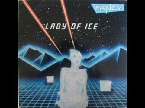 Fancy lady of ice lyrics