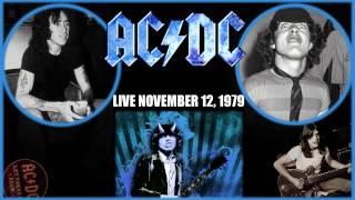 AC/DC Shot Down In Flames LIVE: Jaap Edenhal, Amsterdam November 12, 1979 HD