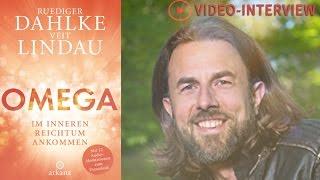 Autor Veit Lindau über das Buch OMEGA