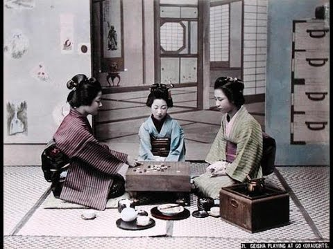 The History and Culture of Japanese Geisha