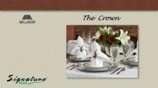 Napkin Folding Tutorial - How To Fold A Crown Napkin